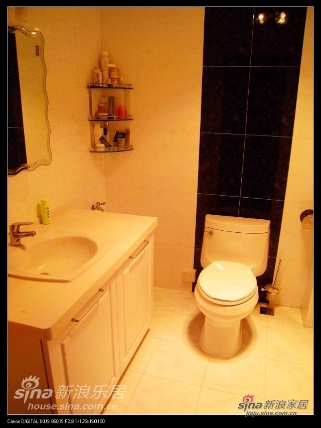 主卧室卫生间