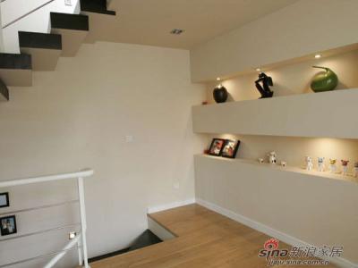 楼梯口的装饰