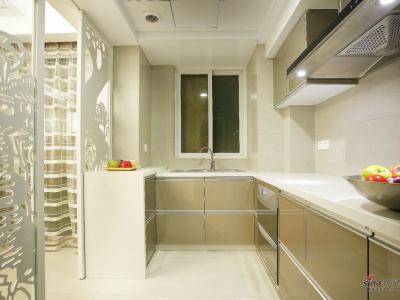 闺蜜家的厨房设计