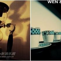 咖啡用具(杯子曾是我妈的陪嫁,现在是我的啦)