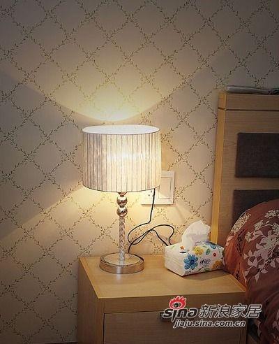 很有爱的床头灯