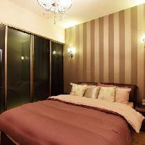 主卧室的夜景