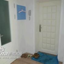 125平三室两厅的三口温馨家