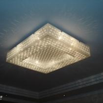 我老婆最喜欢的客厅的灯