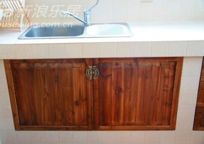没有米买昂贵的厨房五金件和消毒柜啊,勤快点,多洗洗也会干净吧