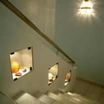 别出心栽的楼梯,也是贝壳的天下