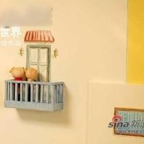 108平3房2厅童话世界美家