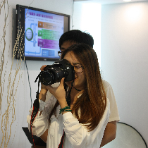 【趣味生活公开课】第二期摄影课之学员身影3