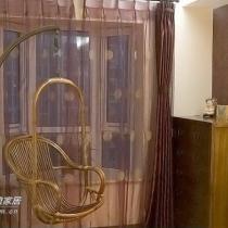 卧室的窗台,有老婆喜欢的吊篮