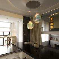 69平现代前卫错层公寓 错落有致居住更舒适