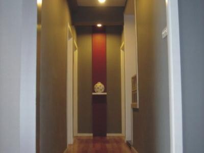 静穆的走廊