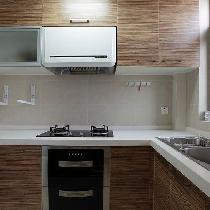 厨房简洁设计