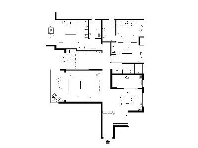 平面家具布置图