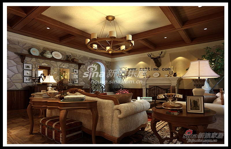 室内装修 效果图 餐厅 卧室 客厅