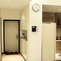 再秀入住三年的家 初秋简约装修2室1厅