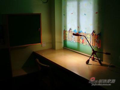 儿童房的灯灯