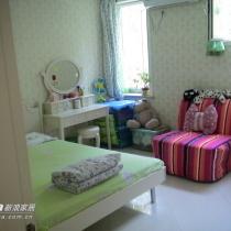 小女儿的房间