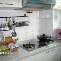 扫一眼厨房,我们基本上都在家做饭..省钱