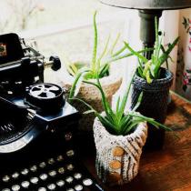 初春特辑 用毛衣温暖你的家具