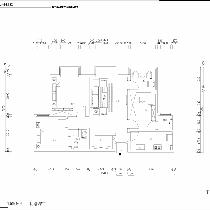 改造后平面布置方案  设计咨询:02968787209