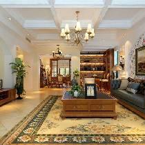 美式风格别墅装修