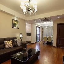 91平老房时尚大翻新,两居室完美大变身