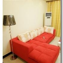 2室2厅90平米硬装5万 简单设计简约装修