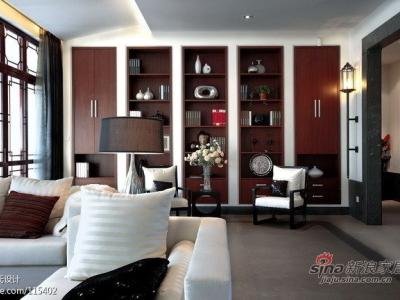 简约新中式家 18万装160平的灵气设计