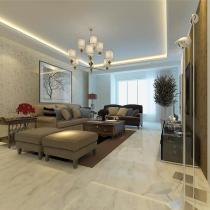 业主是一对年轻人,房子要作为婚房来使用,所以对整体的实用性要求比较高。注重后期的颜色的搭配。