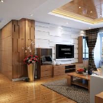 16万打造150平北欧现代风三居室,简洁明快