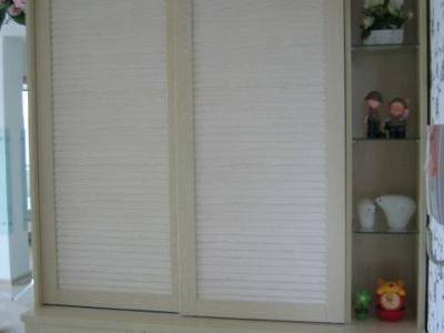 门口的鞋柜这是我自己设计的