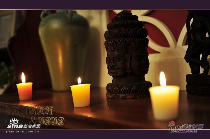 烛光中 高棉的微笑