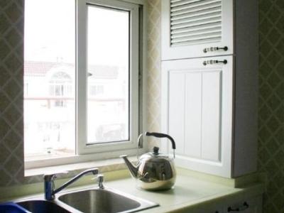 水槽和热水器柜