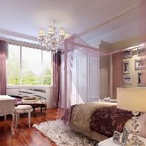 由于准备要孩子了,所以两居室就不再做单独的书房设计,次卧室是兼书房的。