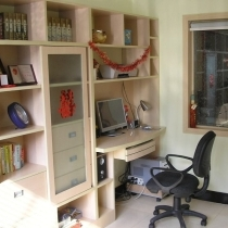 书柜的另一半