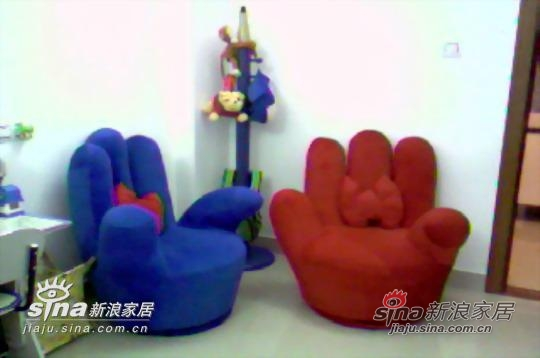 儿童房沙发