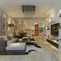 长沙实创装饰-15万改造140平老房-现代简约风装修效果图