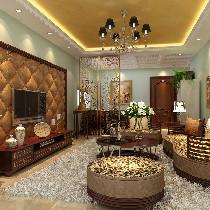 两居室新古典风格