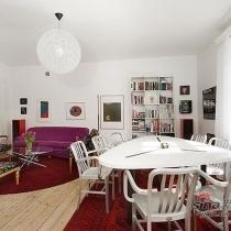 98平简约风情 清新自然北欧二层公寓