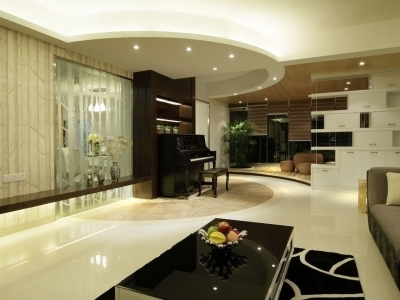 客厅+休闲区的设计