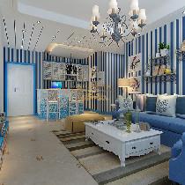 客厅、吧台效果 设计咨询:02968787209
