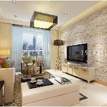 10万打造中海国际社区120平现代简约装修设计