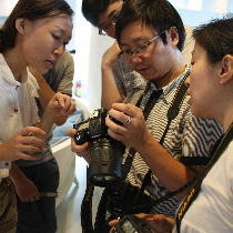 【趣味生活公开课】第二期摄影课之现场互动4