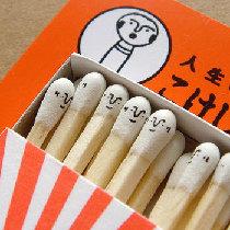 【暖艺术】日本小芥子创意火柴