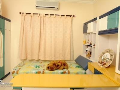 多彩的儿童房,等待着爱情结晶的到来