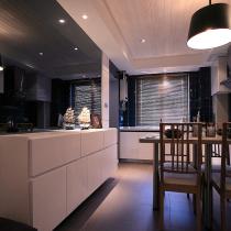 餐厅+厨房