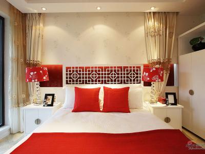 卧室洞房设计