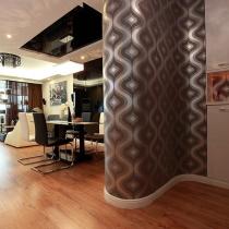 甜蜜小夫妻精心装修 105平米低调奢华的3房