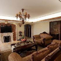 欧式别墅设计之客厅篇