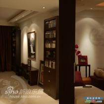 3房2厅123平方米混搭中国风